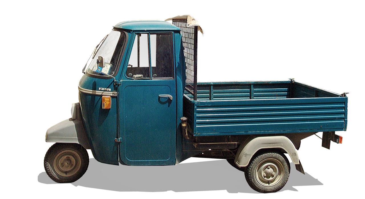 stěhovací tříkolka